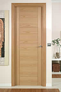 Puertas interiores for Precio de puertas para interiores